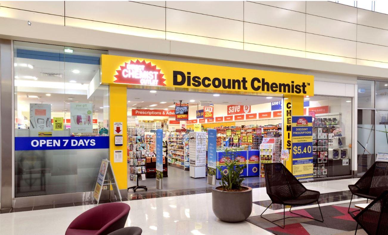 Direct Chemist Outlet Brisbane Airport