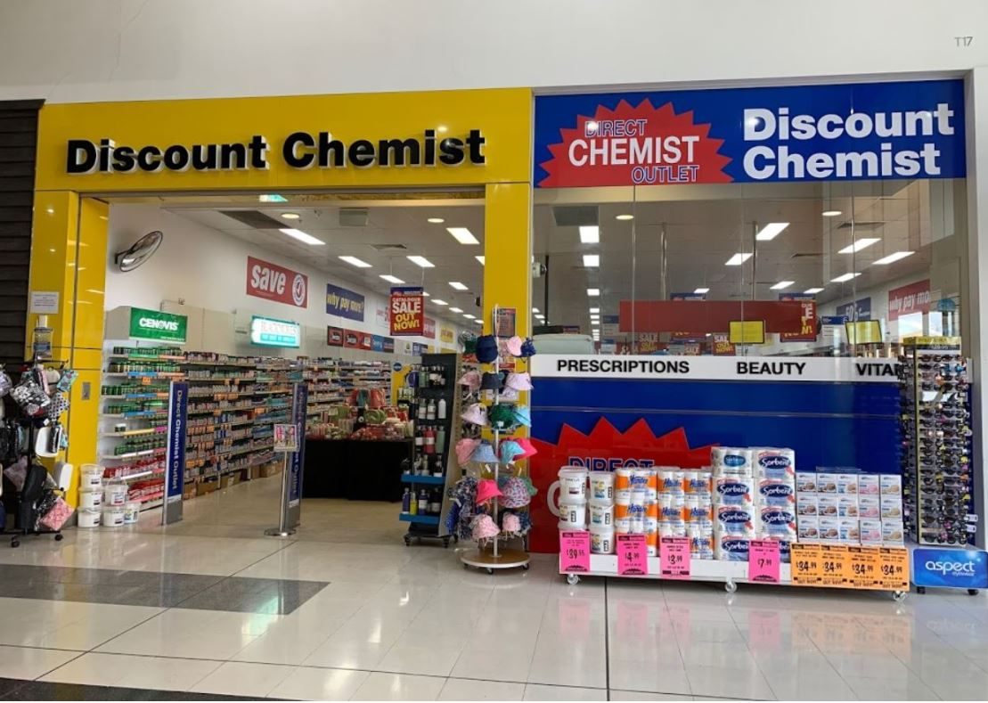 Direct Chemist Outlet Emerald