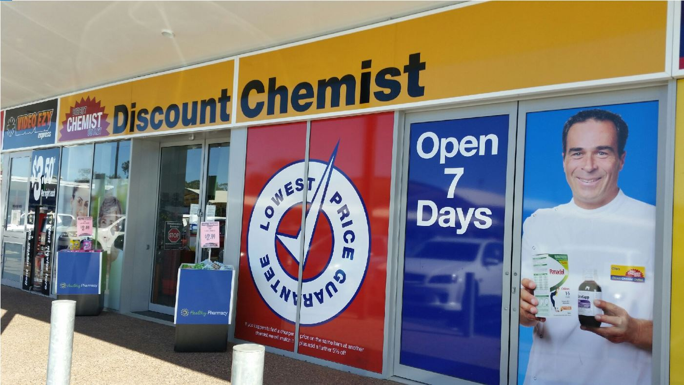 Direct Chemist Outlet Rothwell