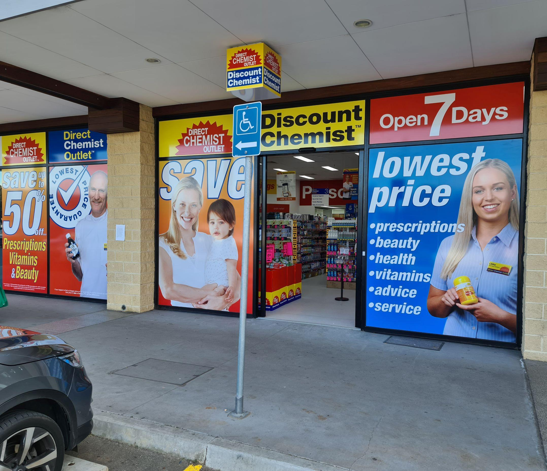 Direct Chemist Outlet Featherbrook