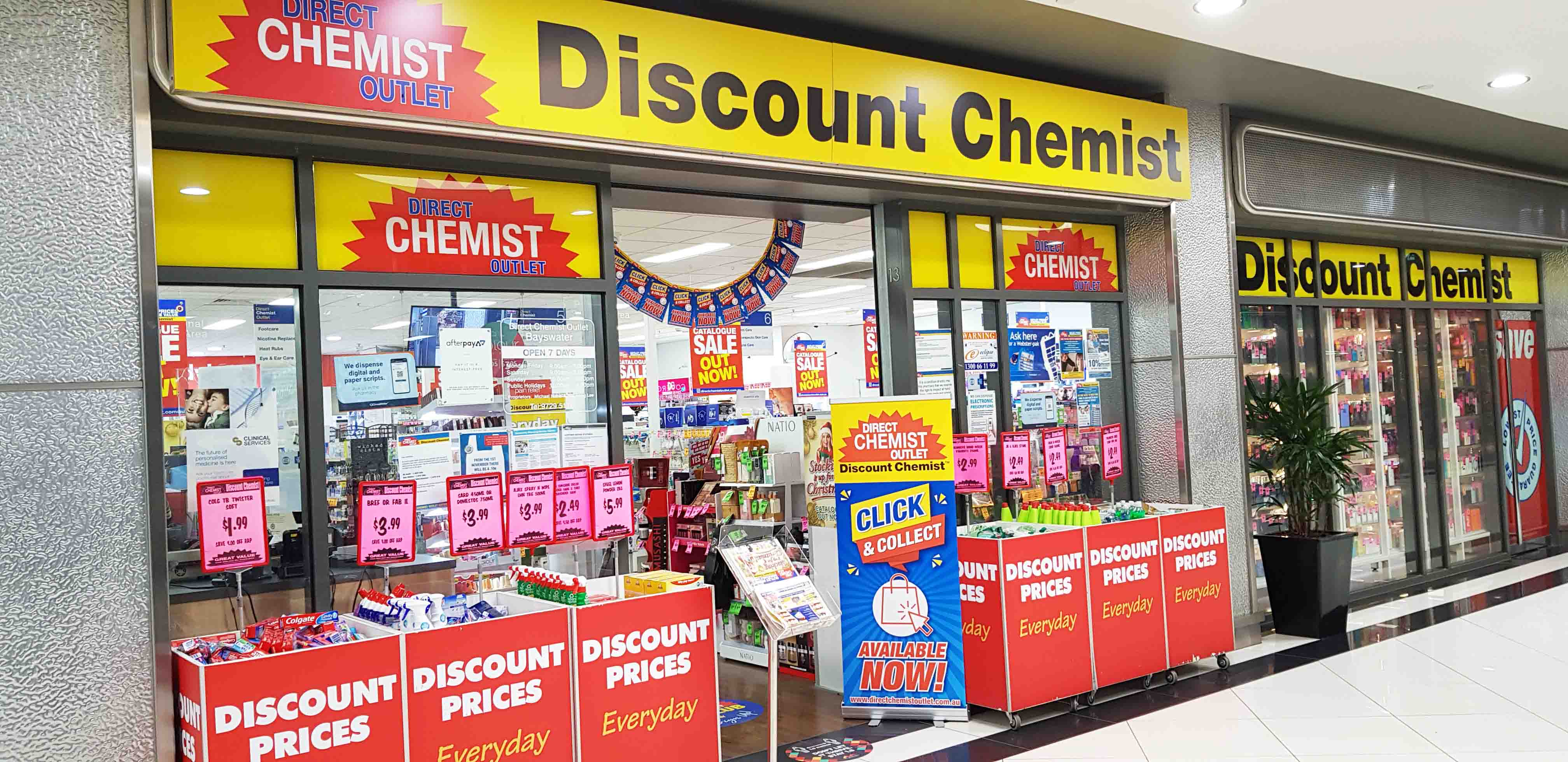 Direct Chemist Outlet Bayswater