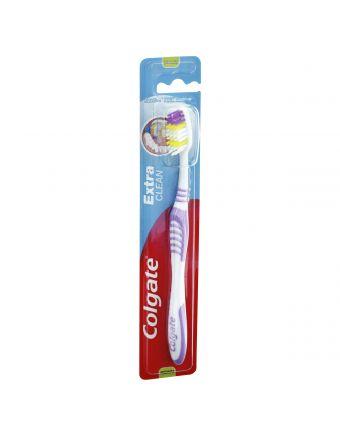 Colgate Extra Clean Medium Manual Toothbrush single