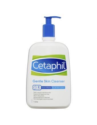 CETAPHIL GENTLE CLEANSER 1L