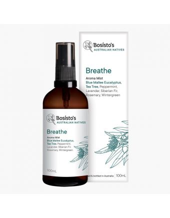 Bosisto's Natives Breathe Aroma Mist 100mL
