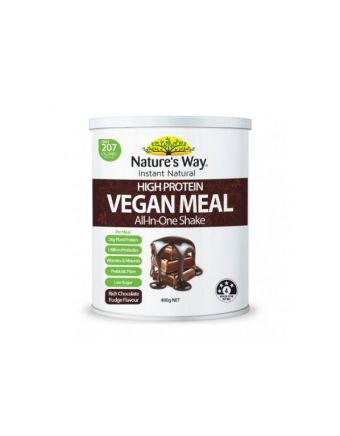 Nature's Way Inhp Vegan Meal Van Sc 400G