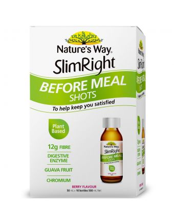 Nature's Way Sr Before Meal Shot 10X50Ml