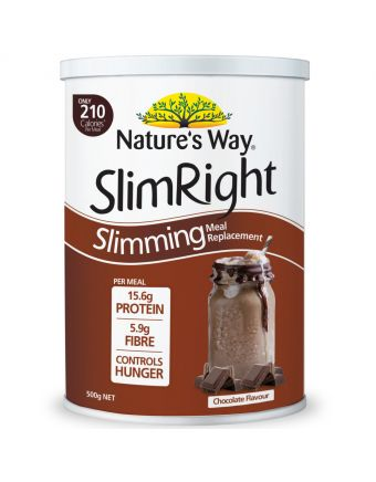 Nature's Way Sr Chocolate 500G