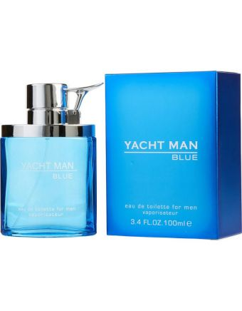 Yacht Man Blue EDT 100mL