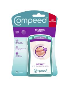 COMPEED COLD SORE PATCH 15