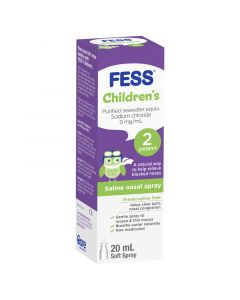 FESS CHILDREN NASAL SPRAY 20ML