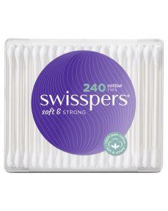 Swisspers Cotton Tips 240 Pack
