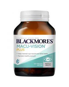Blackmores Macuvision Plus (120)