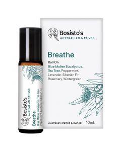 Bosisto's Natives Breathe Roll On 10mL