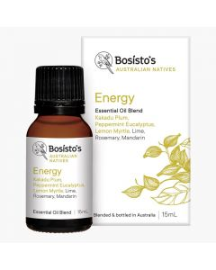 Bosisto's Natives Energy Oil 15mL