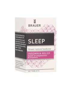 Brauer Sleep Tablets 60 vile