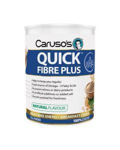 Caruso's Natural Health Quick Fibre Plus Natural 375g