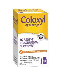 COLOXYL DROPS 10%  30ML