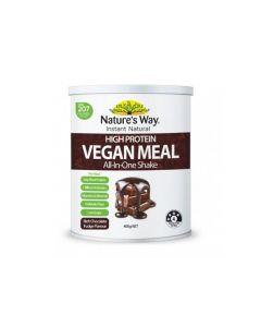 Nature's Way Inhp Vegan Meal Van Sc 400G