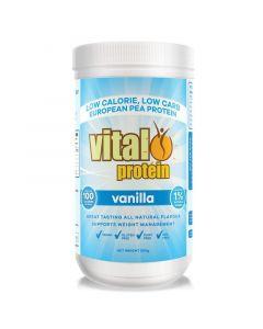 Vital Pea Protein Powder Vanilla 500g